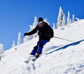 dad ski